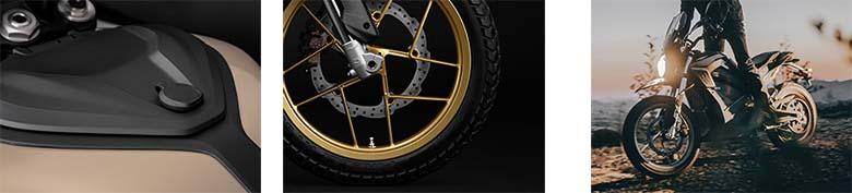 2019 DS Zero Electric Enduro Bike Specs