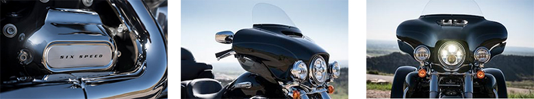 2019 Tri Glide Ultra Harley-Davidson Trike Specs