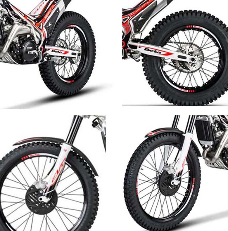 Beta 2018 Evo 125 Trail Dirt Bike Specs