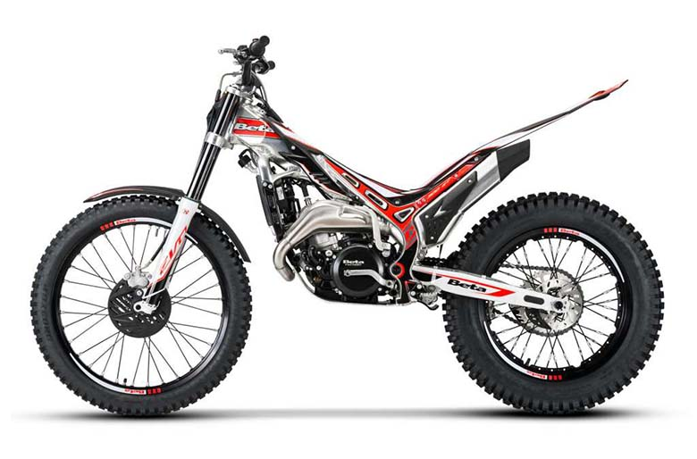 Beta 2018 Evo 200 Powerful Dirt Bike