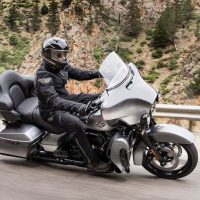 CVO Limited 2019 Harley-Davidson Touring Bike
