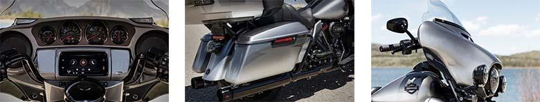 CVO Limited 2019 Harley-Davidson Touring Bike Specs