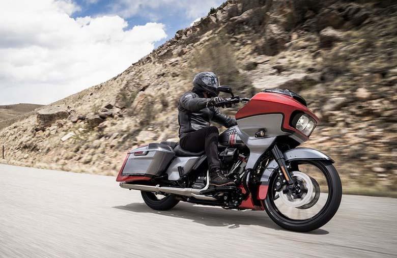 Harley-Davidson 2019 CVO Road Glide Motorcycle