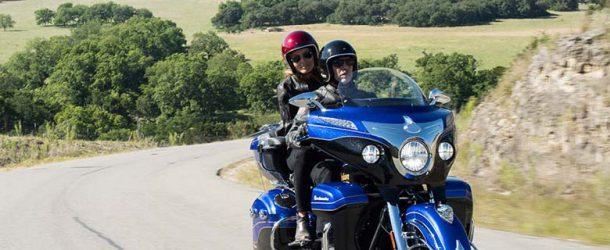 Indian 2018 Roadmaster Elite Touring Motorcycle