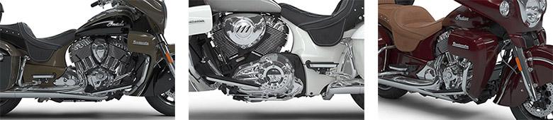 Indian 2018 Roadmaster Touring Bike Specs
