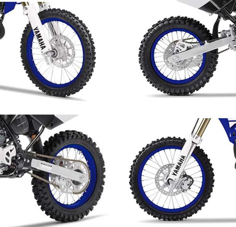 Yamaha 2018 YZ85 Dirt Bike Specs