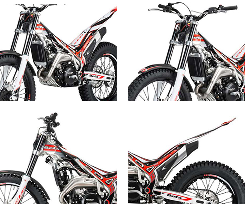2018 Beta Evo 250 Trail Off-Road Bike Specs