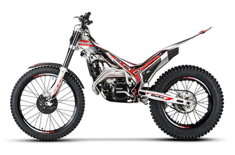 2018 Beta Evo 300 Trail Dirt Bike