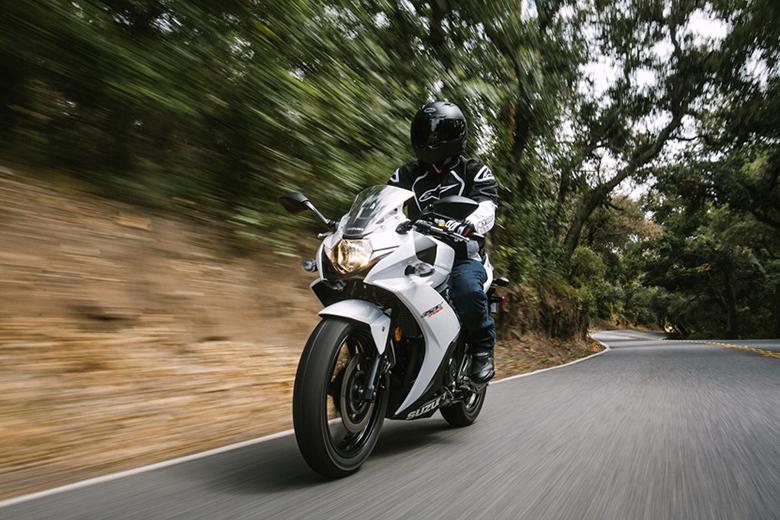 2018 GSX250R Suzuki Sports Bike