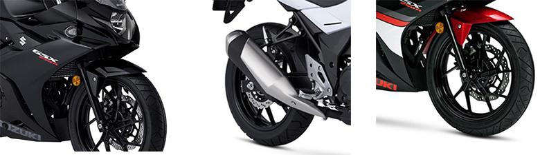 2018 GSX250R Suzuki Sports Bike Specs
