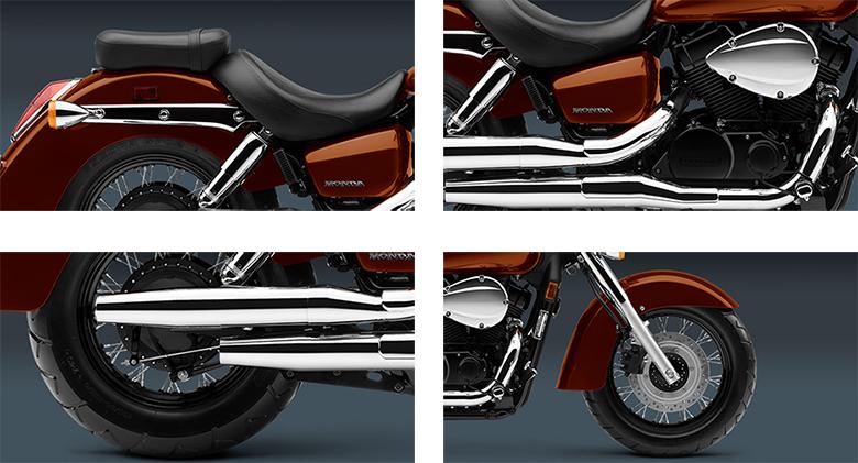2018 Shadow Aero Honda Cruising Bike Specs