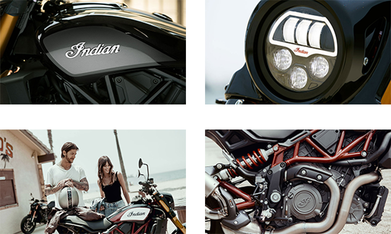 2019 Indian FTR 1200 S Urban Motorcycle Specs