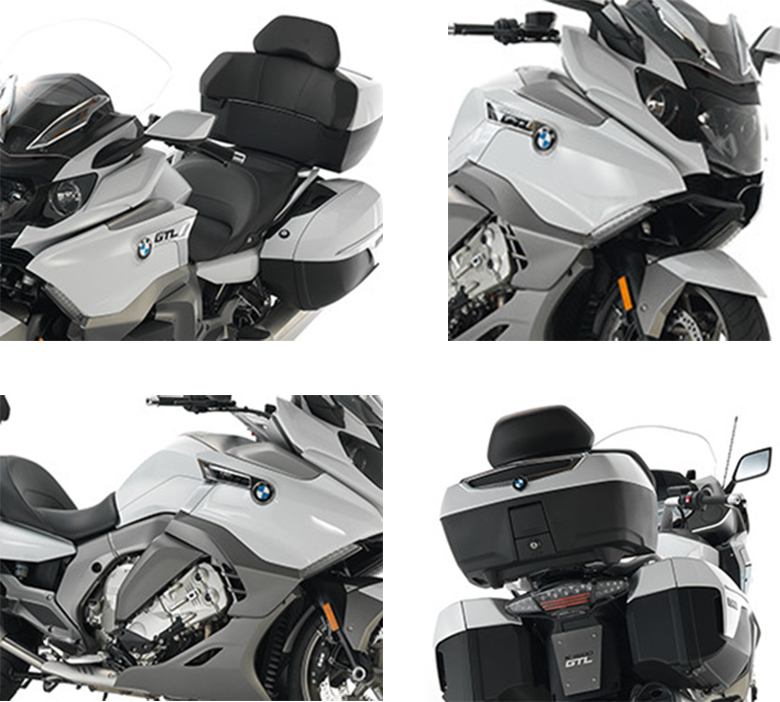 2019 K 1600 GTL BMW Touring Motorcycle Specs