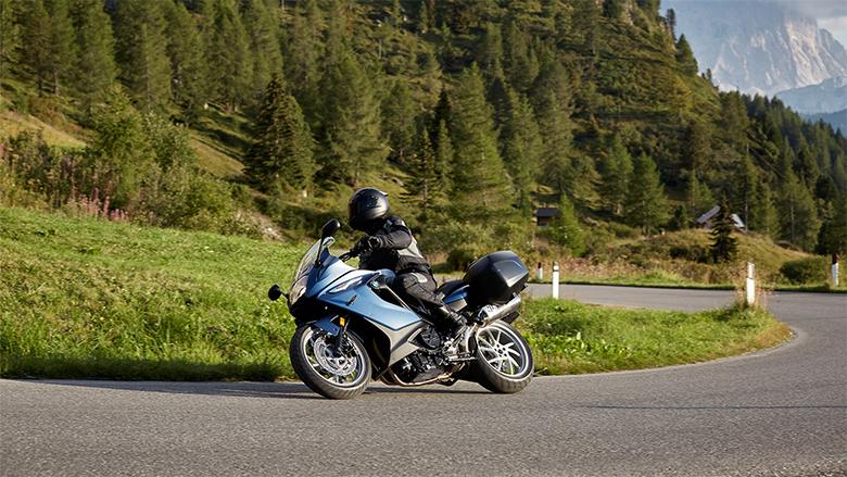 BMW 2019 F 800 GT Touring Bike