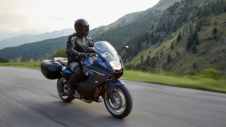 BMW 2019 F 800 GT Touring Bike
