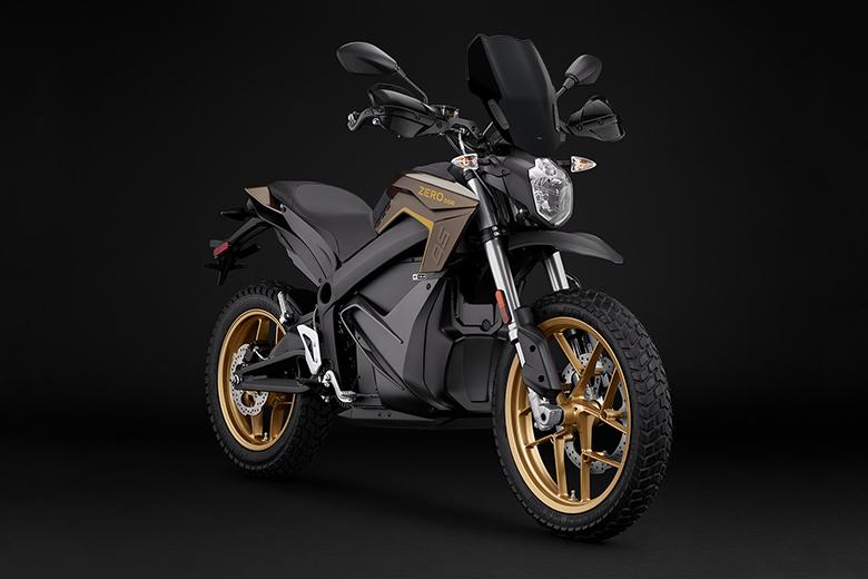 DSR 2019 Zero Electric Enduro Motorcycle