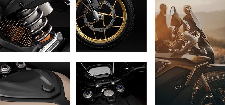 DSR 2019 Zero Electric Enduro Motorcycle Specs