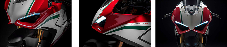 Ducati 2018 Panigale V4 Speciale Sports Bike Specs