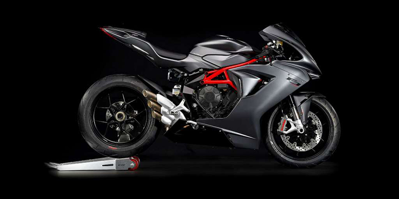 F3 675 2018 MV Agusta Sports Bike