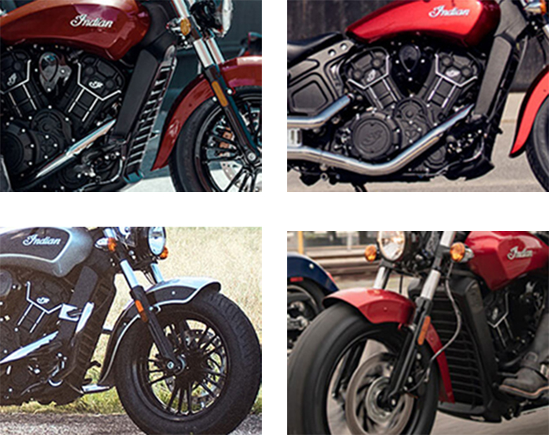 Indian Scout Sixty 2019 Cruisers Specs