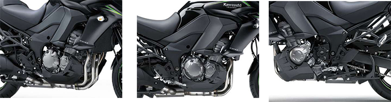 Kawasaki 2018 Versys 1000 LT ABS Powerful Adventure Motorcycle Specs