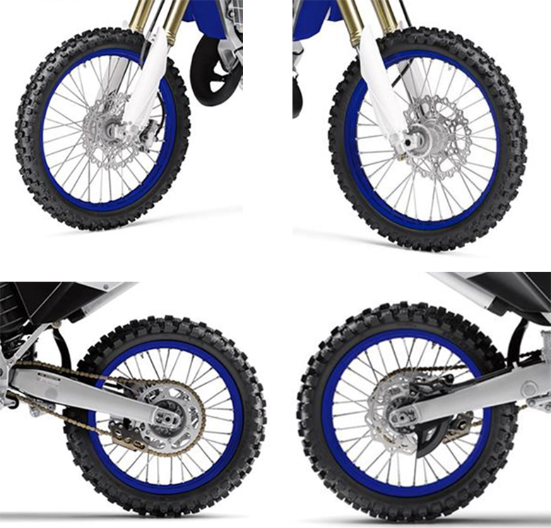 YZ125 2018 Yamaha Dirt Bike Specs