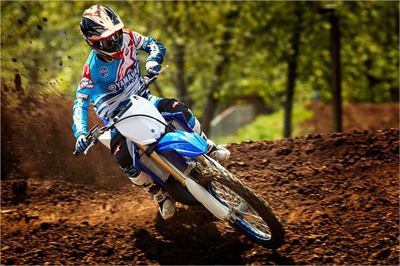 YZ125 2018 Yamaha Dirt Bike