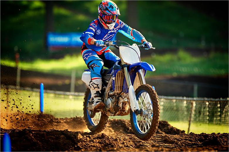 Yamaha YZ250F 2018 Powerful Dirt Bike