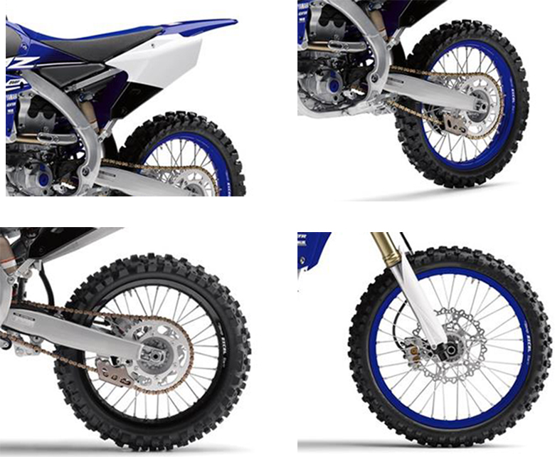 Yamaha YZ250F 2018 Powerful Dirt Bike Specs