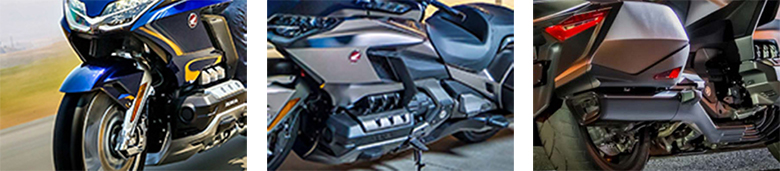 2018 Gold Wing Honda Touring Motorcycle Specs