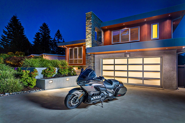 2018 Gold Wing Honda Touring Motorcycle