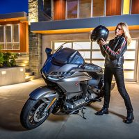 2018 Gold Wing Honda Touring Motorcycle