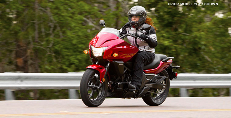 2018 Honda CTX700 DCT Touring Motorcycle