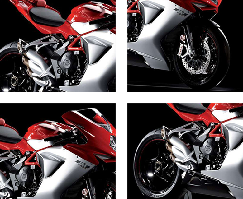 2018 MV Agusta F3 800 Powerful Sports Bike Specs