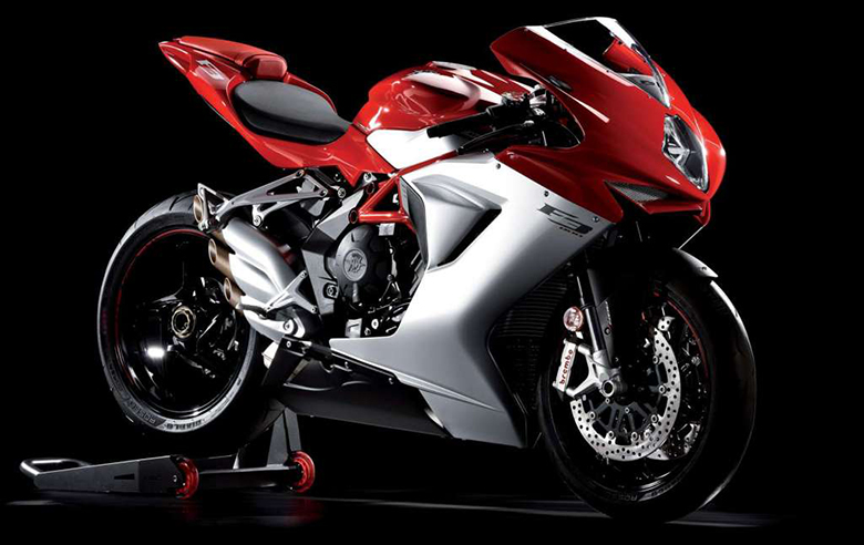 2018 MV Agusta F3 800 Powerful Sports Bike