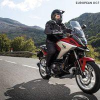 2018 NC750X Honda Adventure Bike