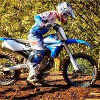 2018 YZ450F Yamaha Powerful Dirt Bike