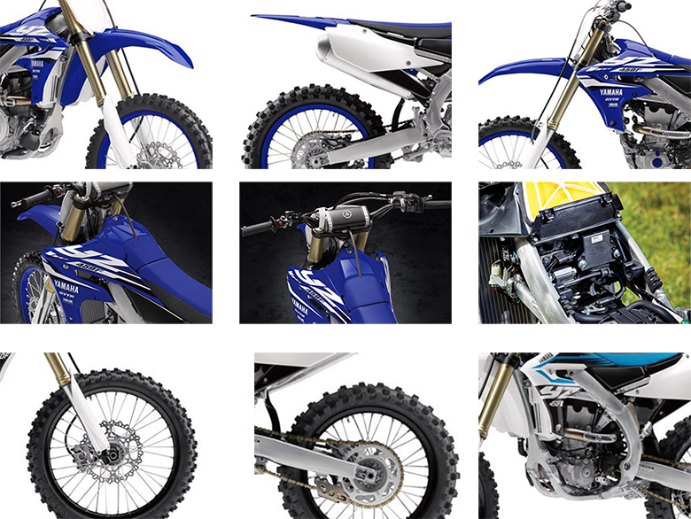 2018 YZ450F Yamaha Powerful Dirt Bike - Review Specs Price