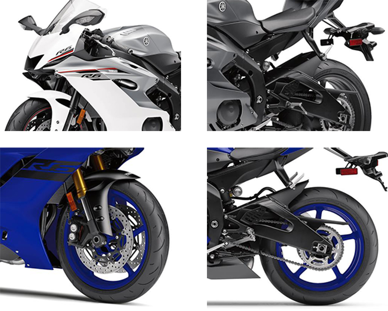 2018 YZF-R6 Yamaha Super Sports Bike - Review Price Specs