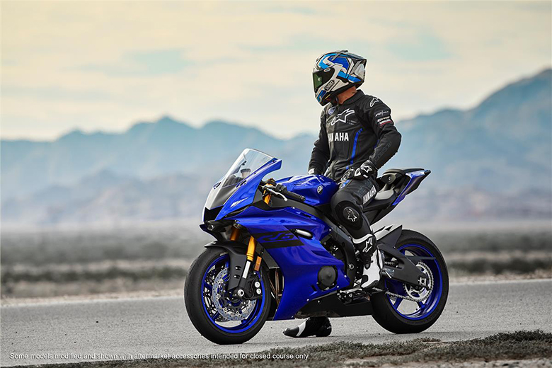 2018 YZF-R6 Yamaha Super Sports Bike