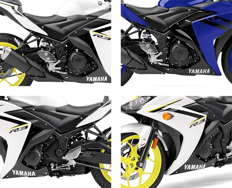 2018 Yamaha YZF-R3 SuperSports Bike Specs