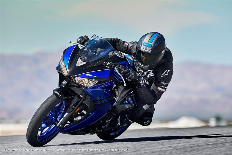 2018 Yamaha YZF-R3 SuperSports Bike