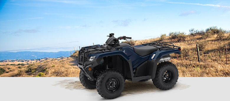 2019 FourTrax Rancher Honda Utility Quad Bike