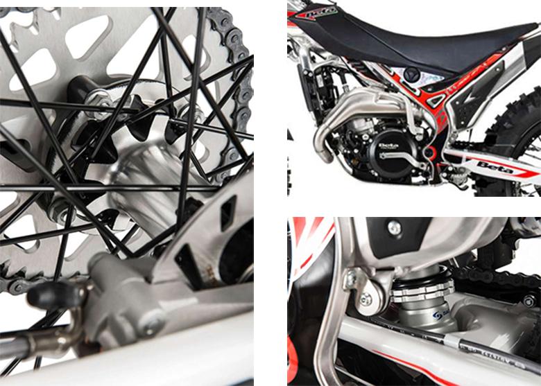 Beta 2018 EVO 250 Sports Dirt Bike Specs