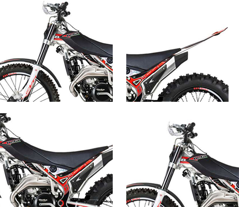 Beta EVO 300 4T 2018 Sports Dirt Motorcycle Specs