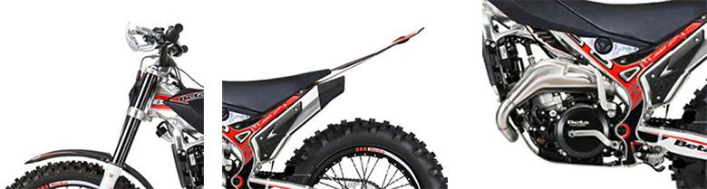 EVO 200 Sport 2018 Beta Dirt Bike Specs