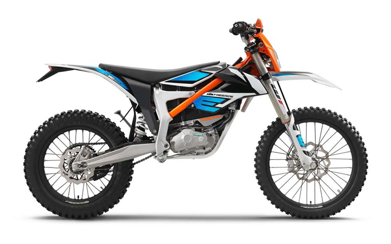 Ktm 2018 Freeride E Xc Electric Dirt Review Specs