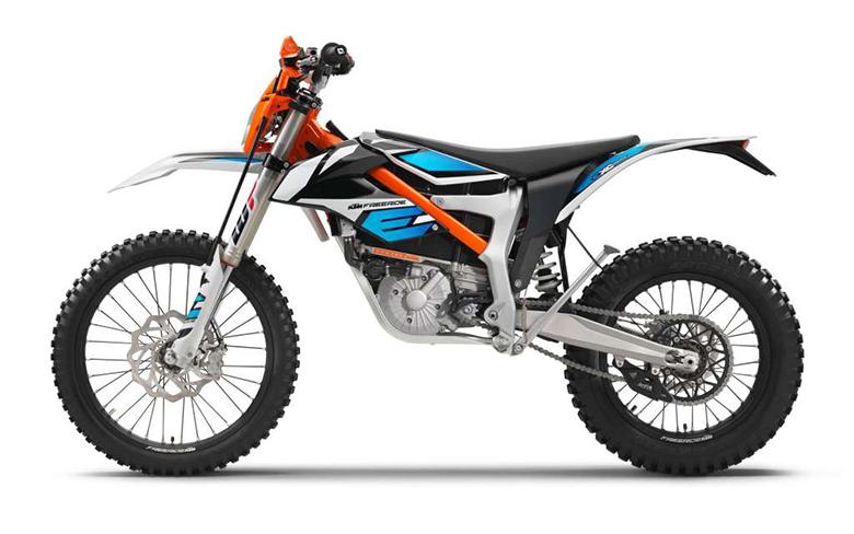 KTM 2018 Freeride E-XC Electric Dirt