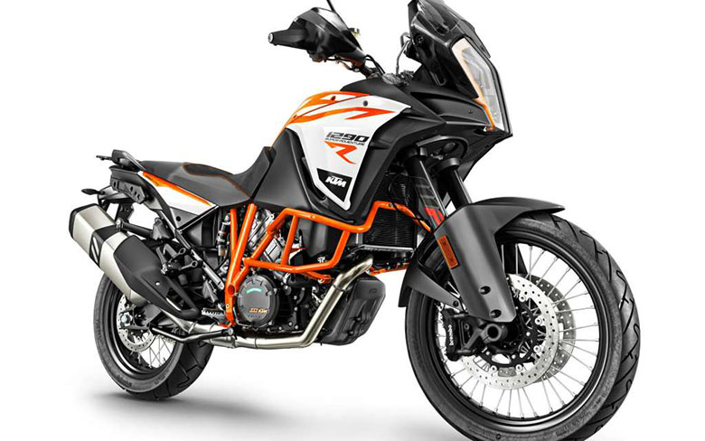 1290 Super Adventure R KTM 2018 Touring Bike