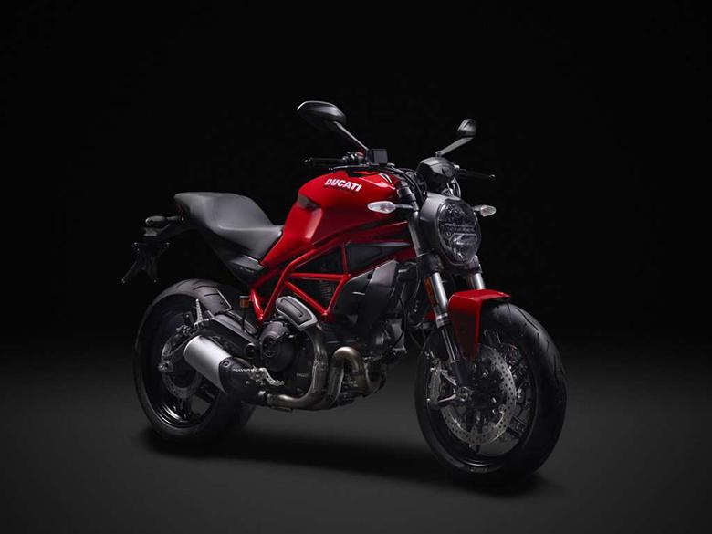 2018 Ducati Monster 797 Naked Urban Motorcycle